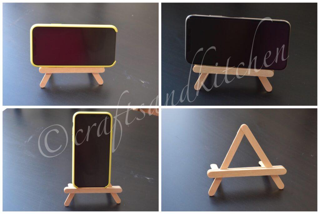 popsicle mobile holder